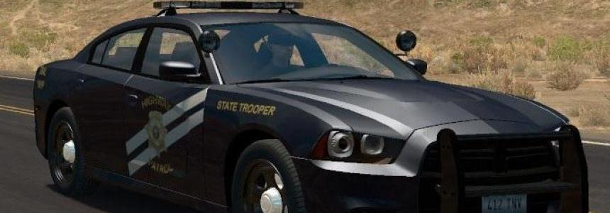 2012 Dodge Charger Police Cruiser v1