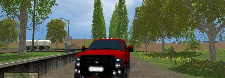 Ford f-250 lariat 6.4  v2
