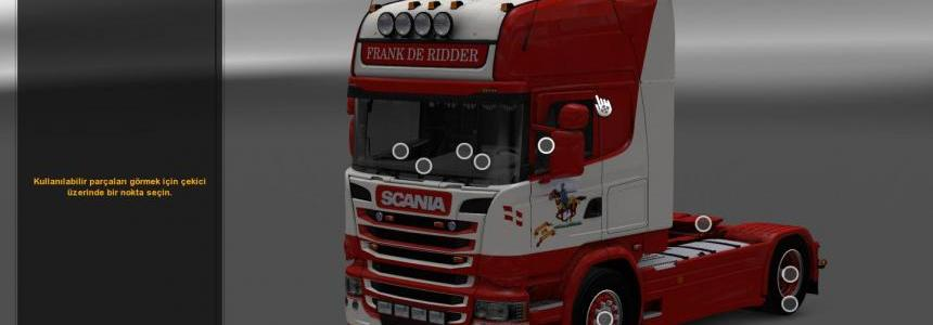 Scania Frank De Ridder