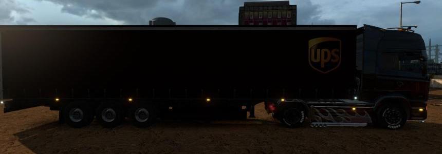UPS trailer skin 1.22