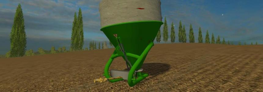 Fertilizer Sprayer v1.0