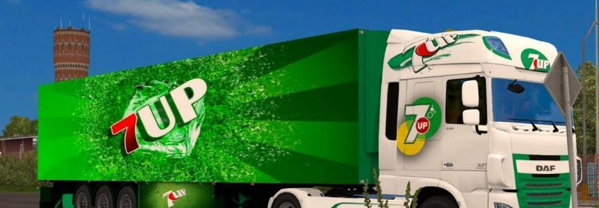 7up pack for DAF Euro 6