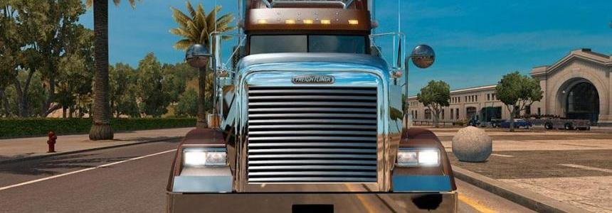 Freightliner Classic Fixed & Edited by Solaris36