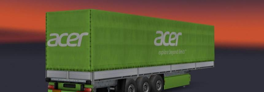 Acer trailer skin 1.22