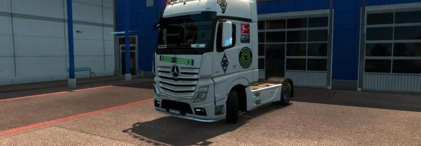 ACTROS MP4 BMG