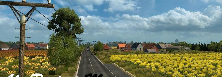 AlexProject Map v0.2 Alpha 1.22