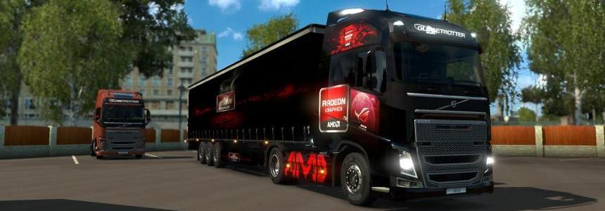AMD - ATI Volvo FH16 2012 Combo v1