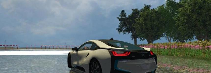 BMW i8 eDRIVE v1.0