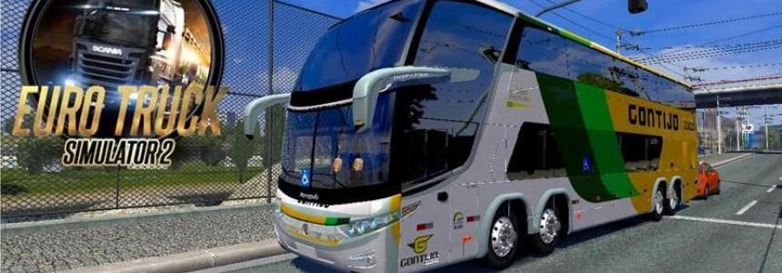 Bus Marcopolo G7 Doppeldecker 1.22.x