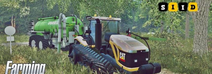 Cat Challenger MT865B v1.0 Beta