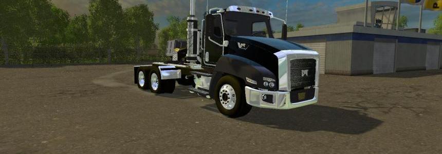 Cat Truck Actual Truck