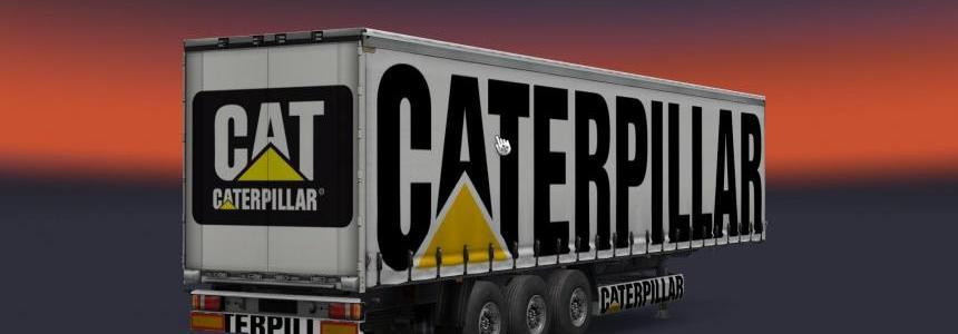 Caterpillar Trailer v1