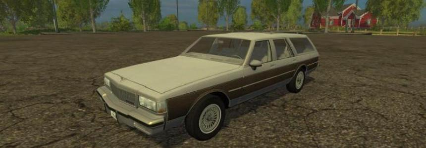 Chevrolet Caprice Station Wagon v1.0