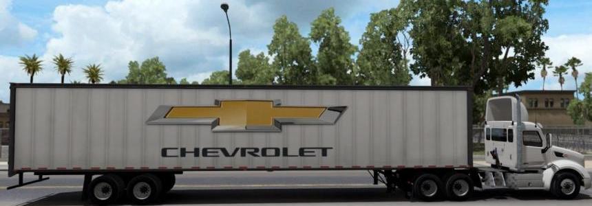 Chevrolet standalone trailer