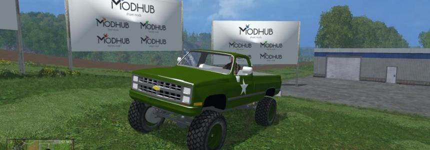 Chevy M1008 v1.0