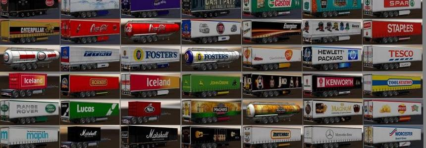 Chris45 Trailers Pack v2.00 Full