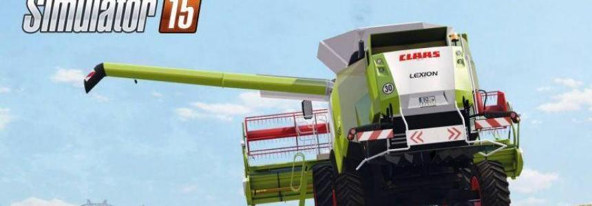 CLAAS LEXION 670 and 670TT v1.2