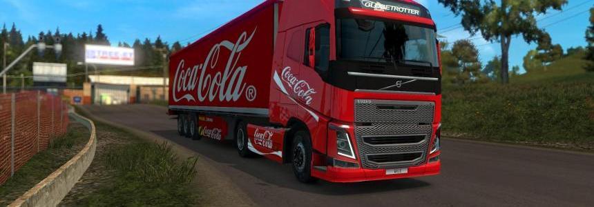 Coca-Cola Volvo Combo v1