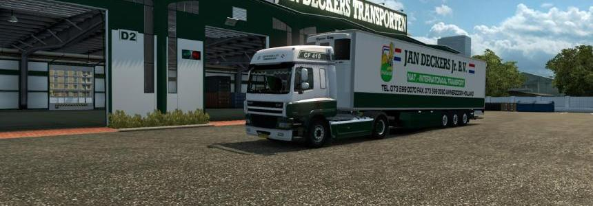 DAF CF - Jan Deckers Transport 1.22.2.8