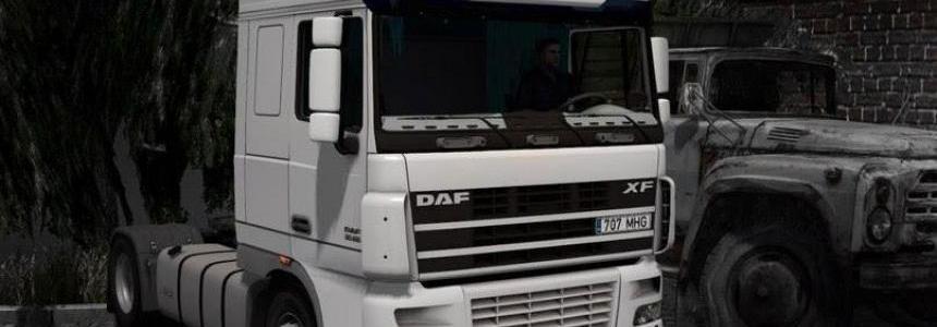 DAF XF95 Euro 3