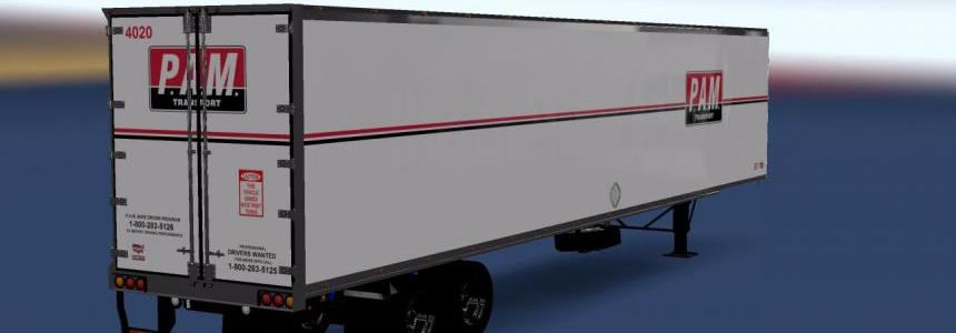 DC-PAM Trailer for ATS v1