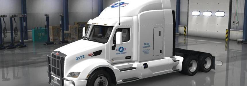DC-USA Truck P579 for ATS v1