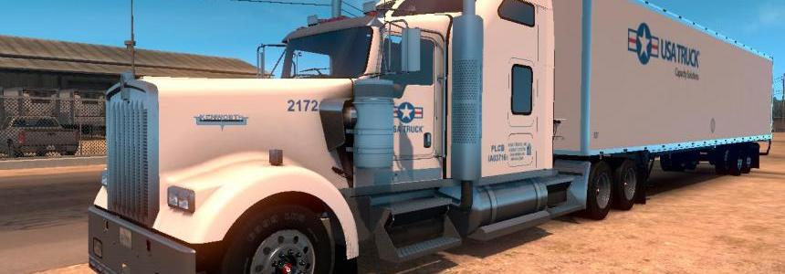 DC-USA Truck W900 Skin for ATS v1