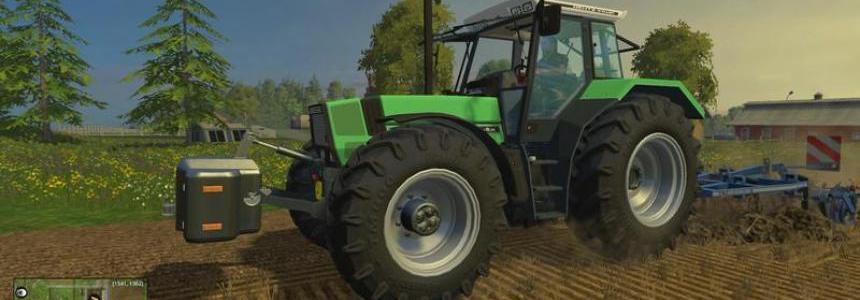 Deutz Fahr Agrostar 6.81 v1.0 Beta