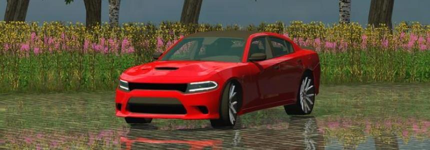 Dodge Carger Hellcat 2015 v1.0