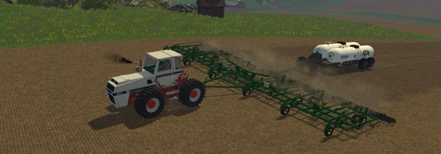 Double Anhydrous Tank Wagon v1.0