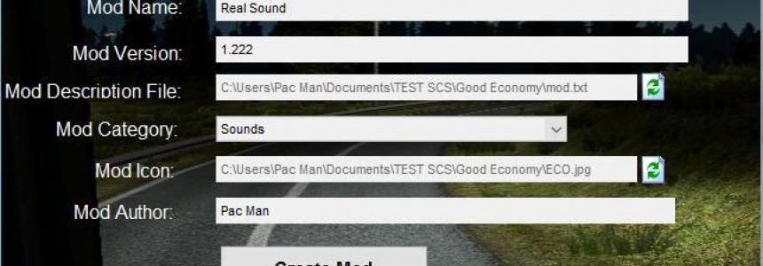 ETS Mod Tool v1.04