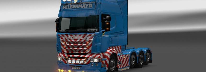 Felbermayr Heavy Haulage v1.0