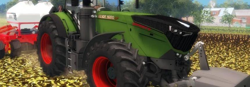 FENDT 1000 VARIO EDIT BR MODING