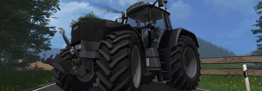 Fendt 930 blackbeauty textures pack v1.4