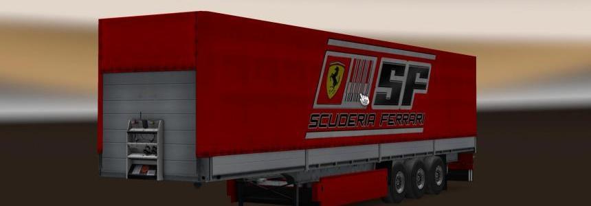 Ferrari Scuderia skin  1.22