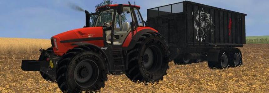 Fliegl TMK 266 Black Panther v1.1