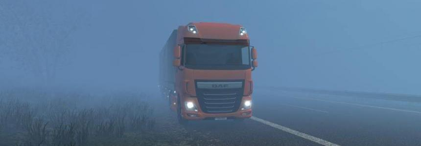 Foggy Weather V1.22 by Samo 1