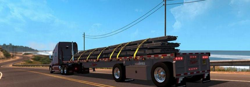 FONTAINE PHANTOM FLATBED TRAILERS v1.2