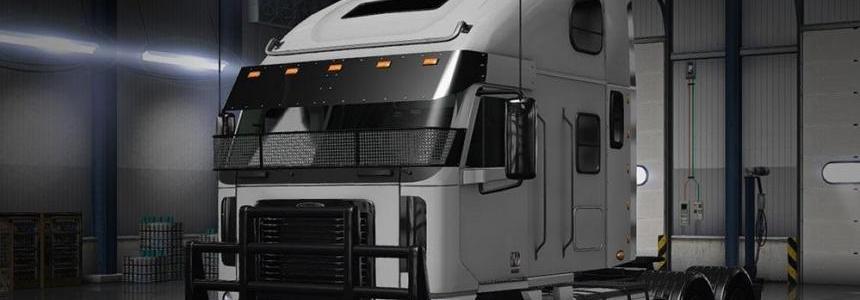Freightliner Argosy Reworked v1.0