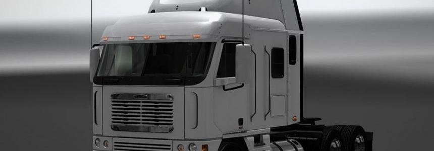 Freightliner Argosy Reworked v1.1