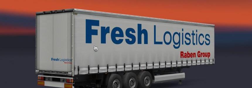 Fresh Logistics skin 1.22.x