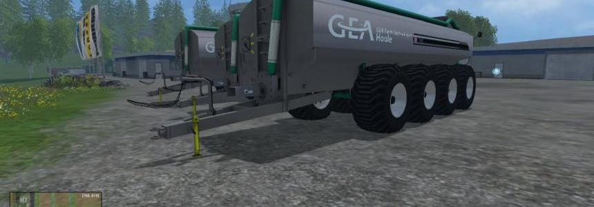 GEA Liquid manure spreader v1.0