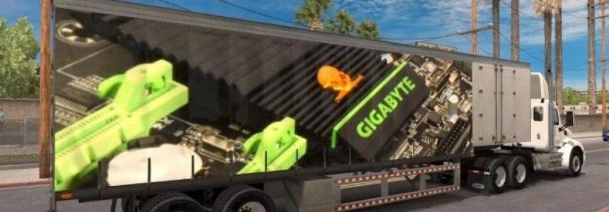 Gigabyte standalone trailer v1