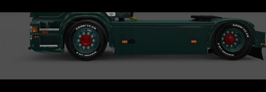 Goodyear And Michelin Tire Mod v1