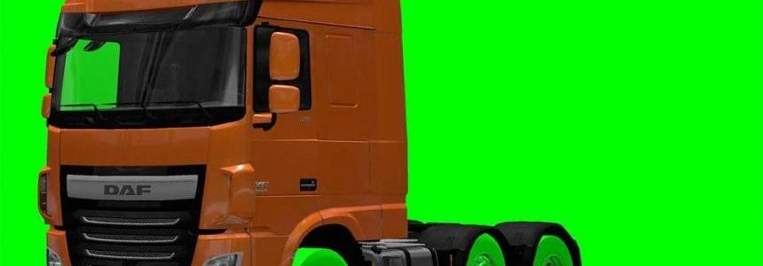 Green Pack for Modders v1