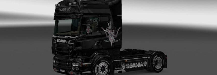 Greif Scania RJL V1.0