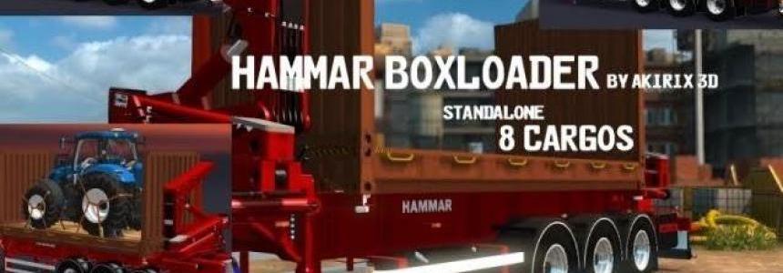 Hammar Boxloader by Akirix 3D v1.0