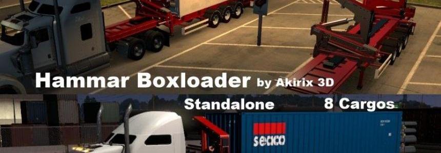 Hammar Boxloader V1.2 by Akirix 3D