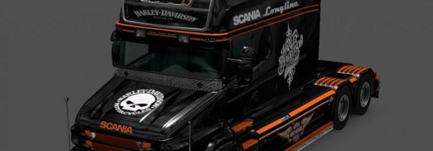 Harley Davidson skin