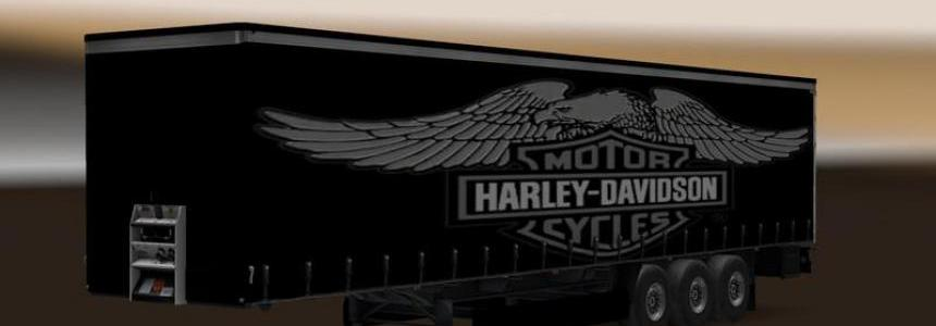 Harley Davidson Trailer